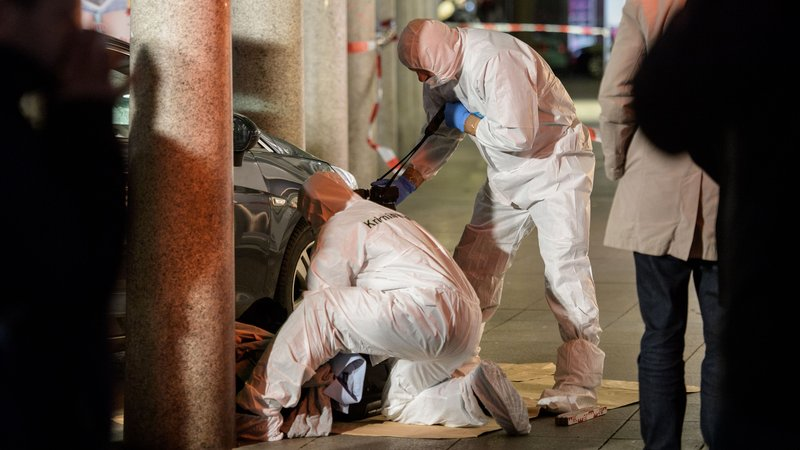 One dead, two injured in Heidelberg car attack