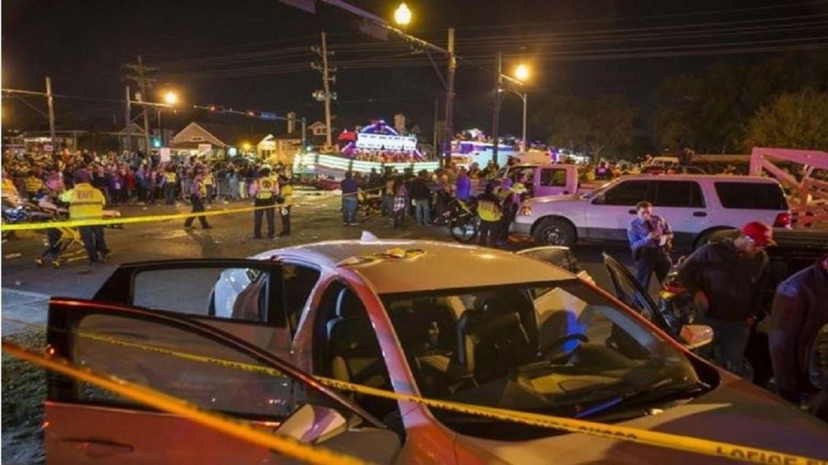 Suspected Drunken Driver Slams Into New Orleans Parade Crowd, 28 Hurt: Cops