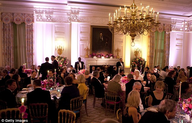 President Trump and the First Lady Host the Governor's Ball | LIVE