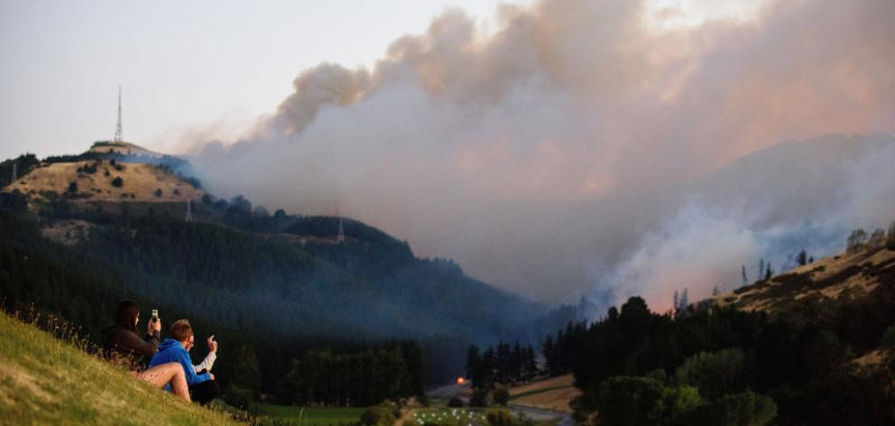 Christchurch fires: Homes destroyed and residents evacuated